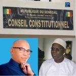 Image for the Tweet beginning: Décision finale du Conseil constitutionnel