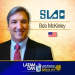 Image for the Tweet beginning: Technical Presentations SLAC Americas. Bob McKinley.. . Complete