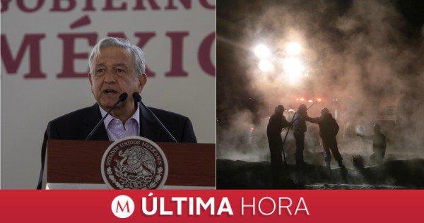 #ÚLTIMAHORA | Se eleva a 66 la cifra de muertos por explosión en de #Tlahuelilpan, #Hidalgo https://t.co/vfriANM9FT
