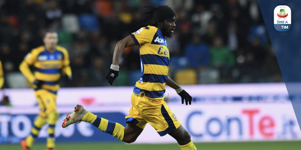 Raddoppio Parma! Contropiede micidiale di Gervinho!  Udinese 1️⃣ - 2️⃣ Parma  #UdineseParma #SerieATIM