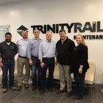 Image for the Tweet beginning: TrinityRail is a leader in