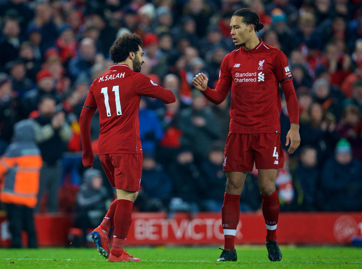 3 points 💪 #weareliverpool