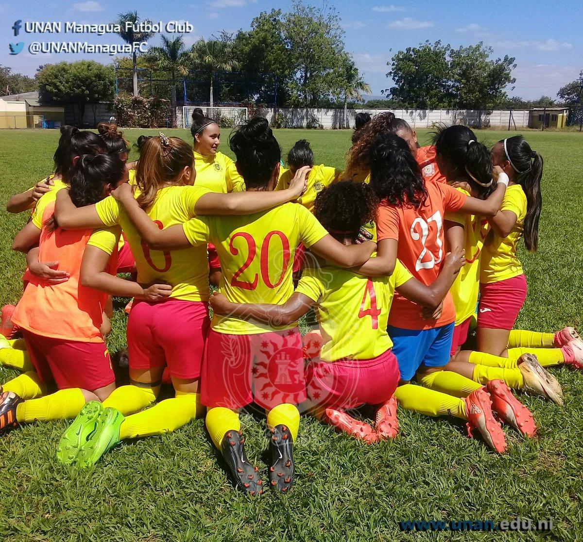 ▶✔Final del Partido   Primera Femenil  Águilas de León 0-2 @UNANManaguaFc  ⚽Julissa Acevedo (P) 53' ⚽Andrea Urroz 58'  #SoyGuerrera #MareaRojaYAmarilla