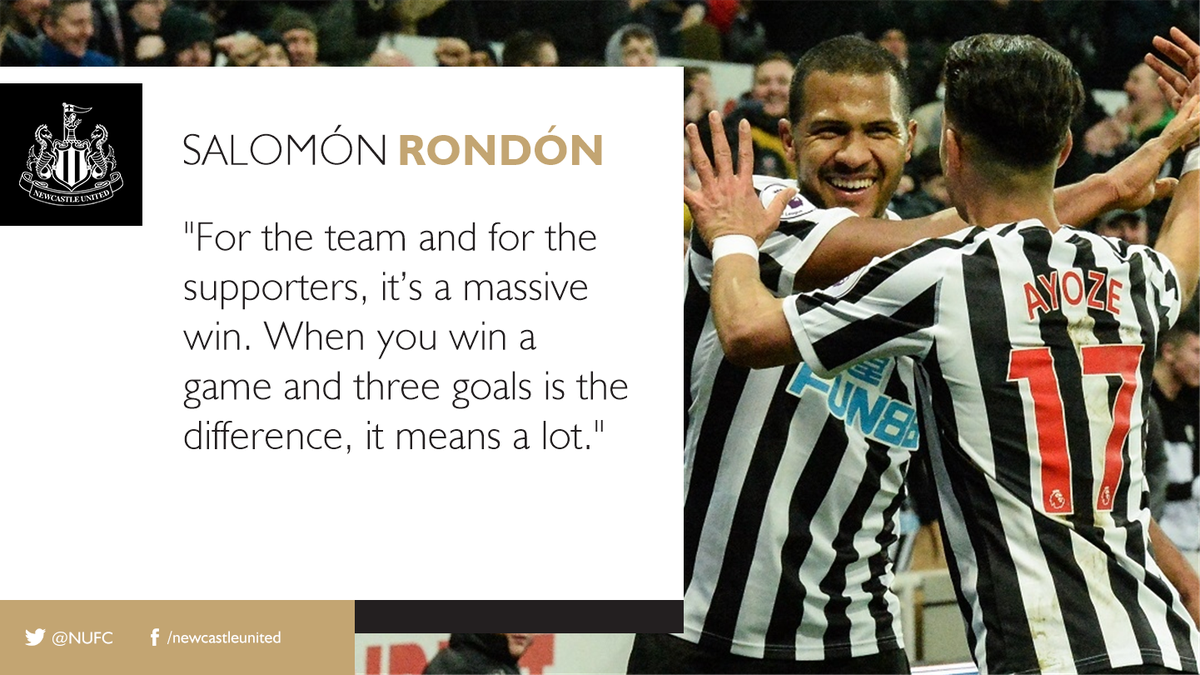 Newcastle United FC's photo on #nufc