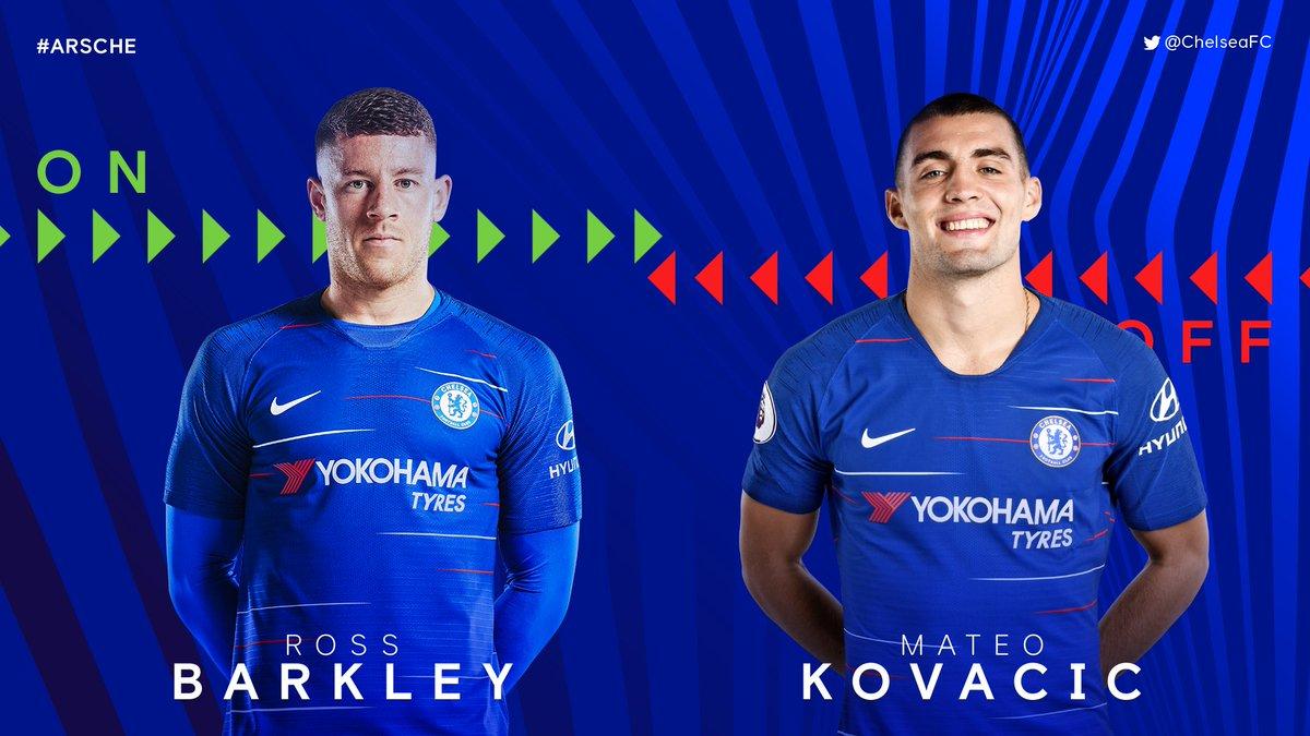Chelsea FC's photo on Sarri