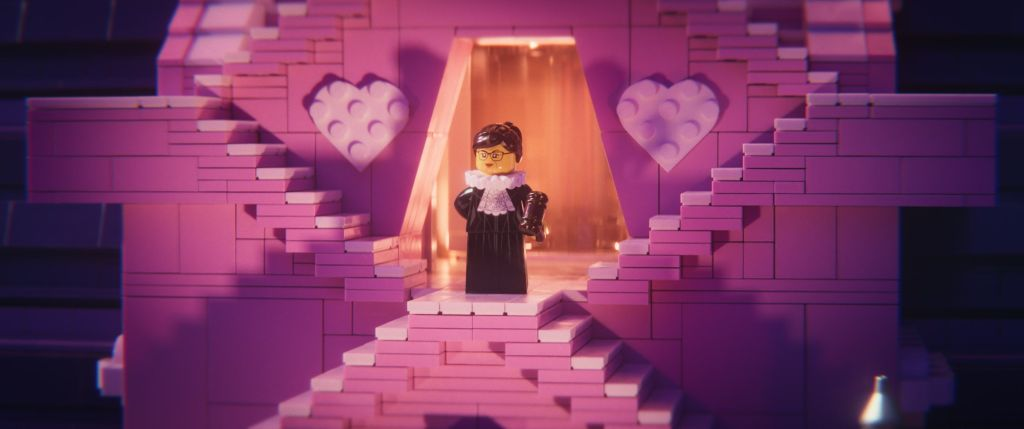 Supreme reveal: Ruth Bader Ginsburg makes star appearance in 'Lego Movie2' https://t.co/R1hfldvMXy