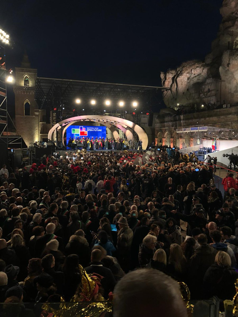 A Matera: uno spettacolo unico, un'emozione profon...