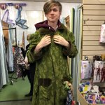 Image for the Tweet beginning: Having fun at @DressCircleYork #costumes