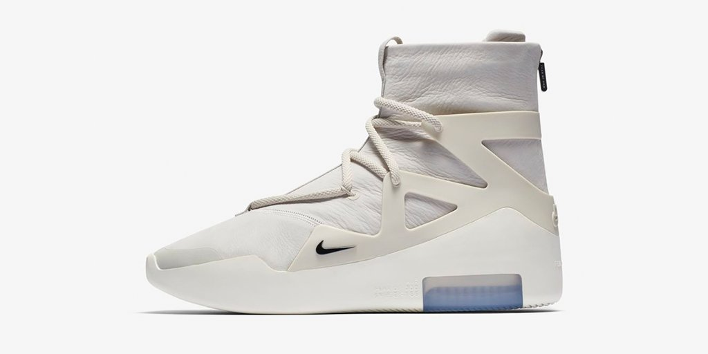 The Draw for the @fearofgod Air Fear of God 1 'Light Bone' is now open in 🇺🇸  https://t.co/qgUrTiaqKE