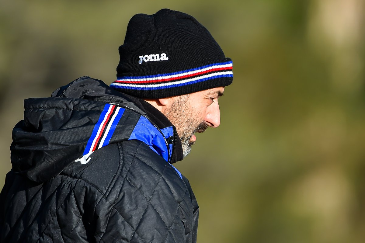 📝 #Giampaolo anticipates tough test in #FiorentinaSamp ➡ https://bit.ly/2CuOW7t  #Sampdoria