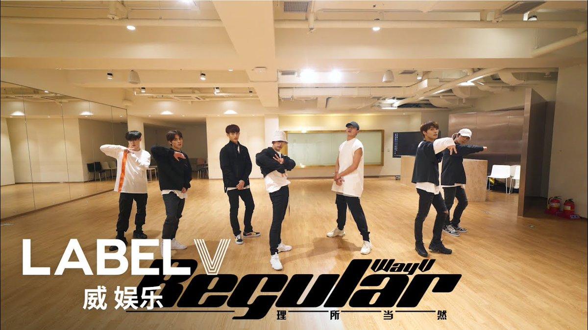 WayV (NCT's Chinese unit) releases 'Regular' dance practice video https://t.co/wDKe6WDDSt