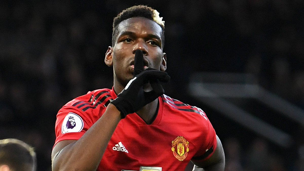 Paul Pogba has equalled his best ever goals tally in a single league season:  2014/15: 8 ⚽ 2015/16: 8 ⚽ 2018/19: 8 ⚽  The resurgence continues.