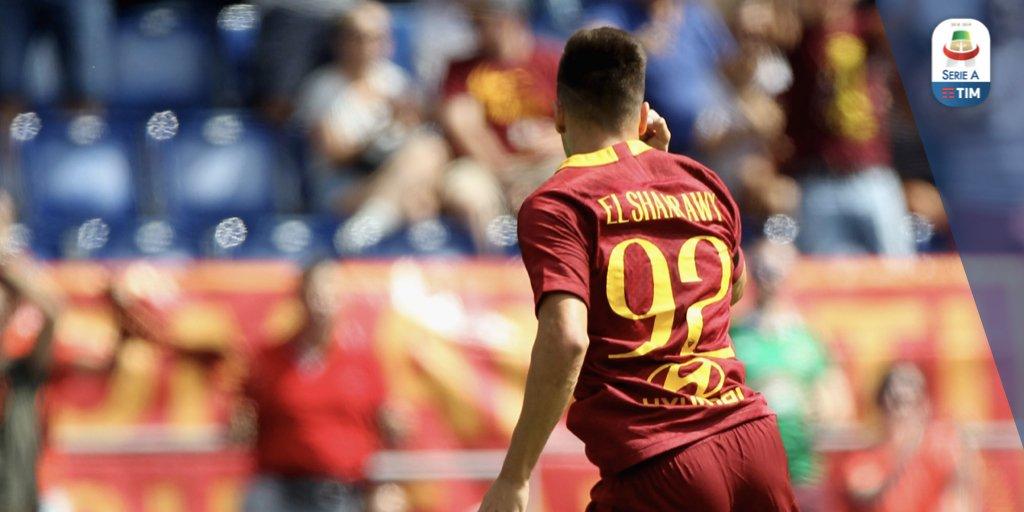 Tris Roma! El Shaarawy riporta avanti la Roma!  Roma 3️⃣ - 2️⃣ Torino  #RomaTorino #SerieATIM