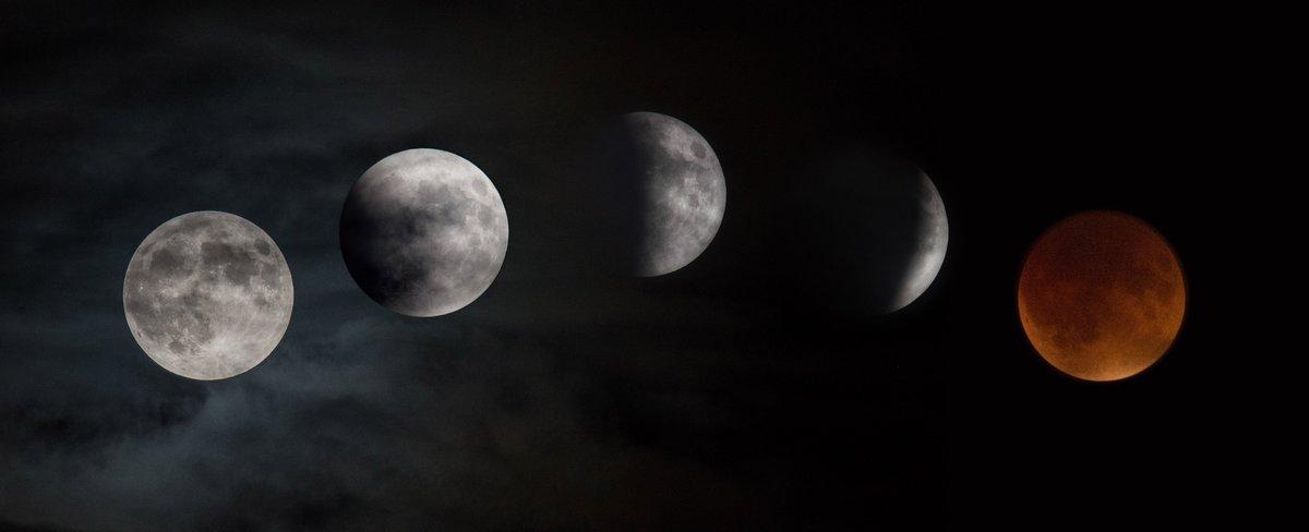 Here's where you can see Sunday's total lunar eclipse: https://trib.al/tElU7ju