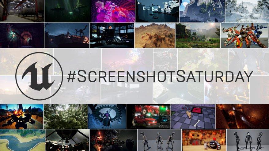 Unreal Engine's photo on #screenshotsaturday