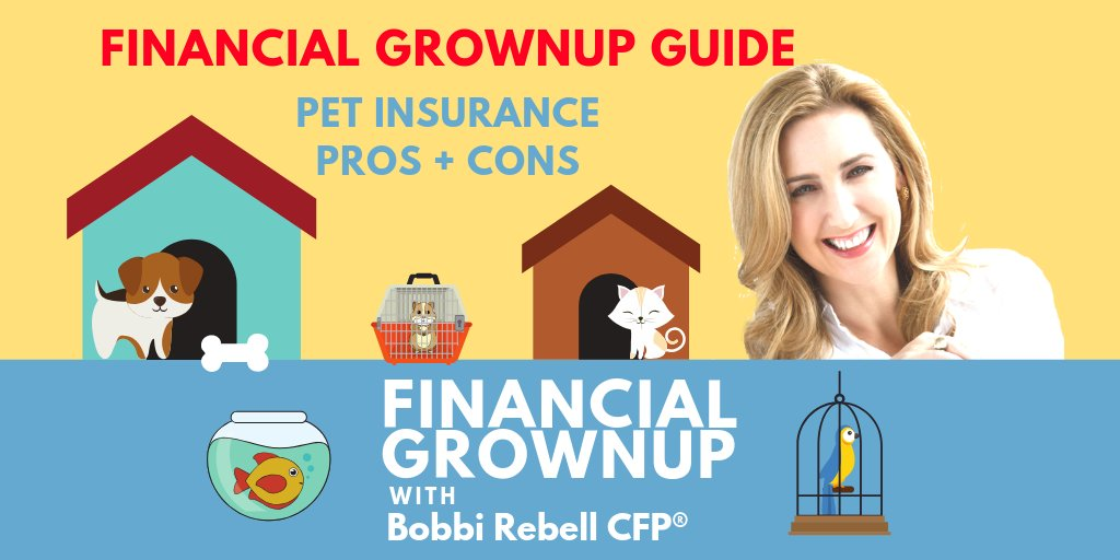 Love spending #saturdaymorning with my darling #morkie waffles.. but a recent scare inspired the latest #financialgrownup #guide on #petinsurance. Learn some of the pros and cons https://apple.co/2QWE0Vi  @ApplePodcasts and everywhere you enjoy #podcasts! #pets #dogs #insurance