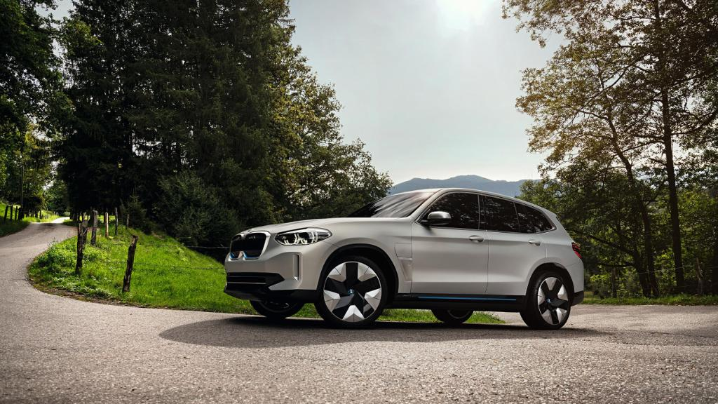 It is easier to invent the future, than to predict it. The #BMW Concept #iX3. #BMWi @BMWi