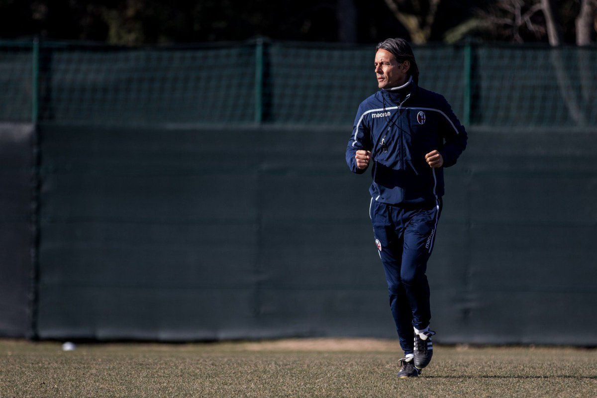 "#Inzaghi: ""@spalferrara are an excellent side, it'll be a great contest.""  #SpalBologna"