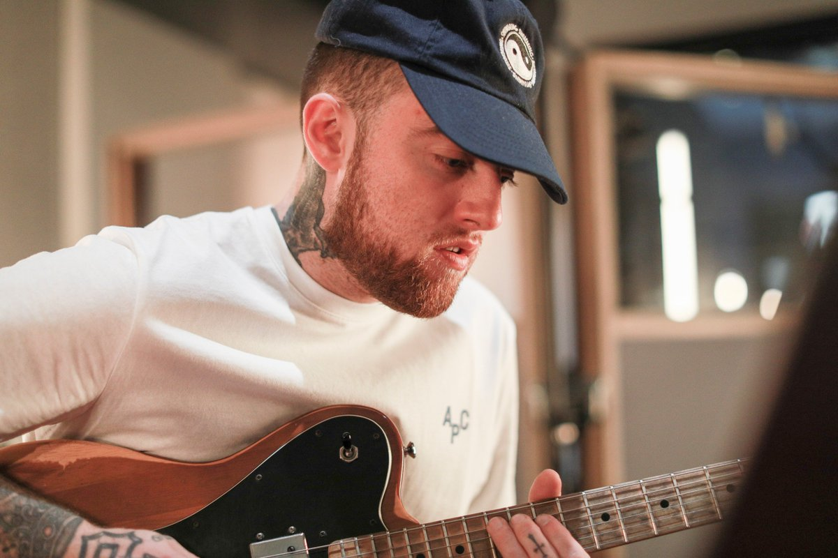 Mac Miller would have been 27 today. We'll forever celebrate the beautiful music he left us with.  https://t.co/SZ5r7moMPx