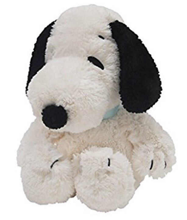 Snoopy plushes are the thing I didn't know I needed.