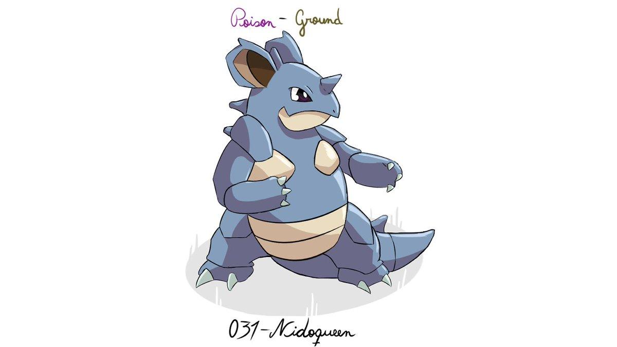 pokemon nidoqueen wiki - 1200×675