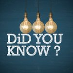 Image for the Tweet beginning: #DidYouKnow that making a claim