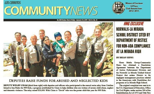 Jan. 18-24, 2019 Hews Media Group-Los Cerritos Community eNewspaper #communitynews #journalismmatters http://www.loscerritosnews.net/2019/01/19/jan-18-24-2019-hews-media-group-los-cerritos-community-enewspaper/…