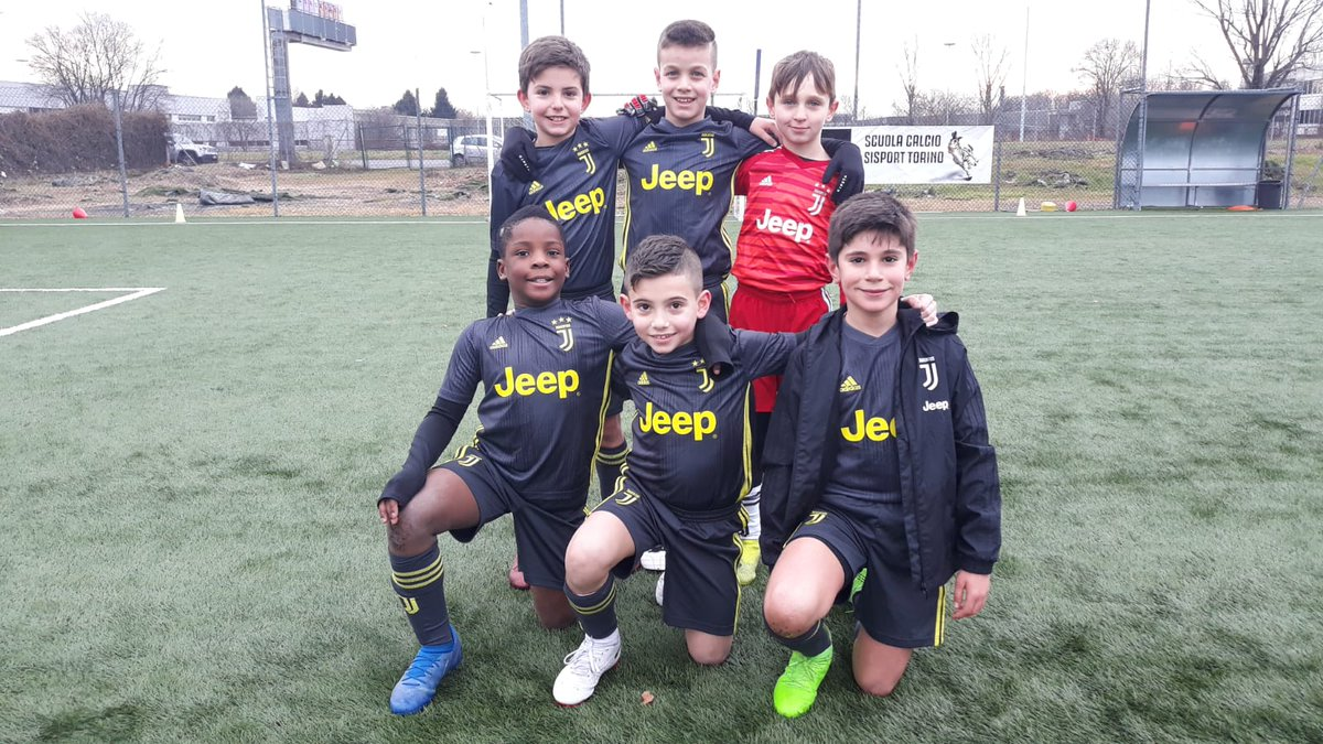#Under9  vs Giaveno: 14-1 #JuventusYouth