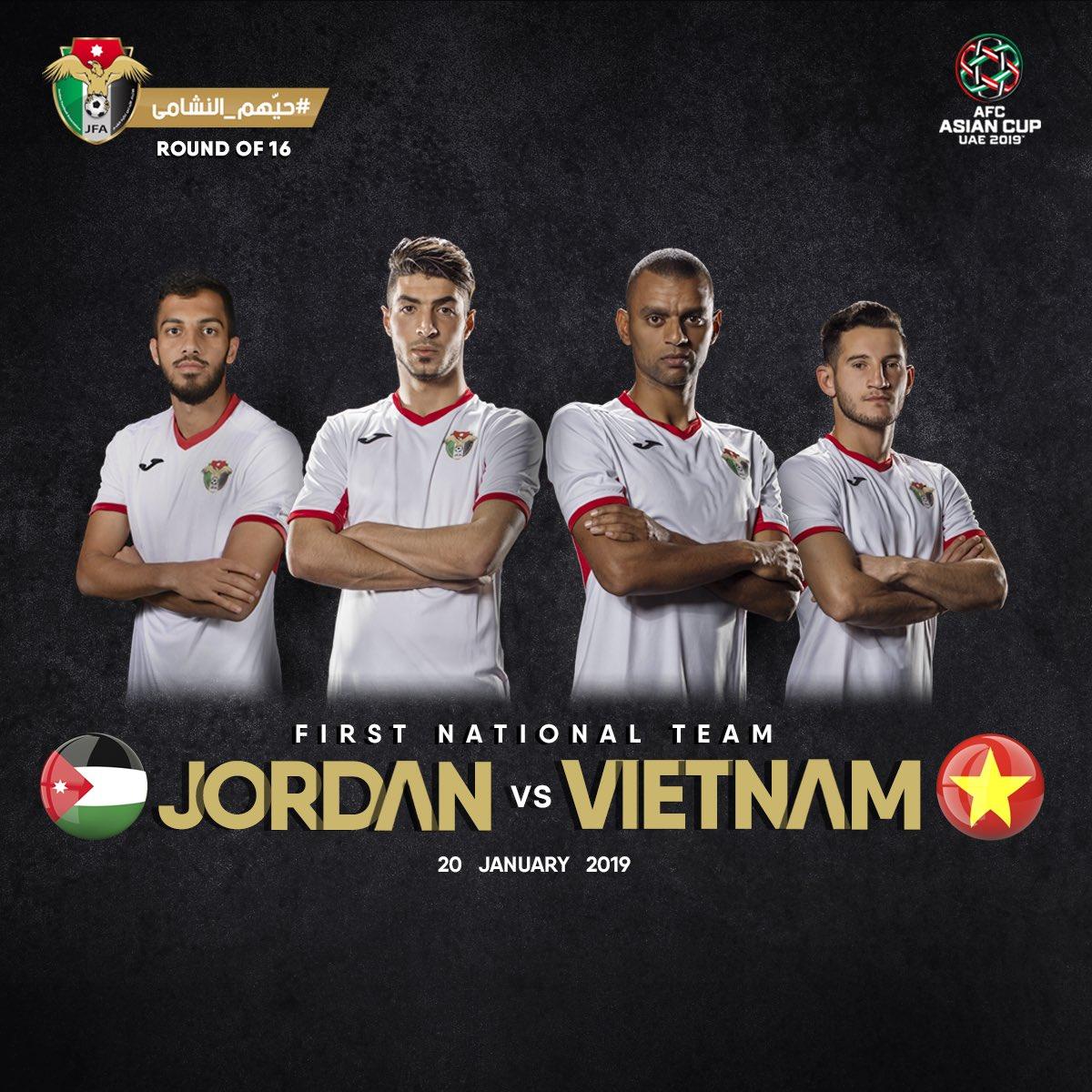 كأس آسيا 2019 .. #الأردن أمام فرصة سانحة لبلوغ ربع النهائي https://nbntv.me/?p=45020  #AsianCup2019 ⚽️🏆