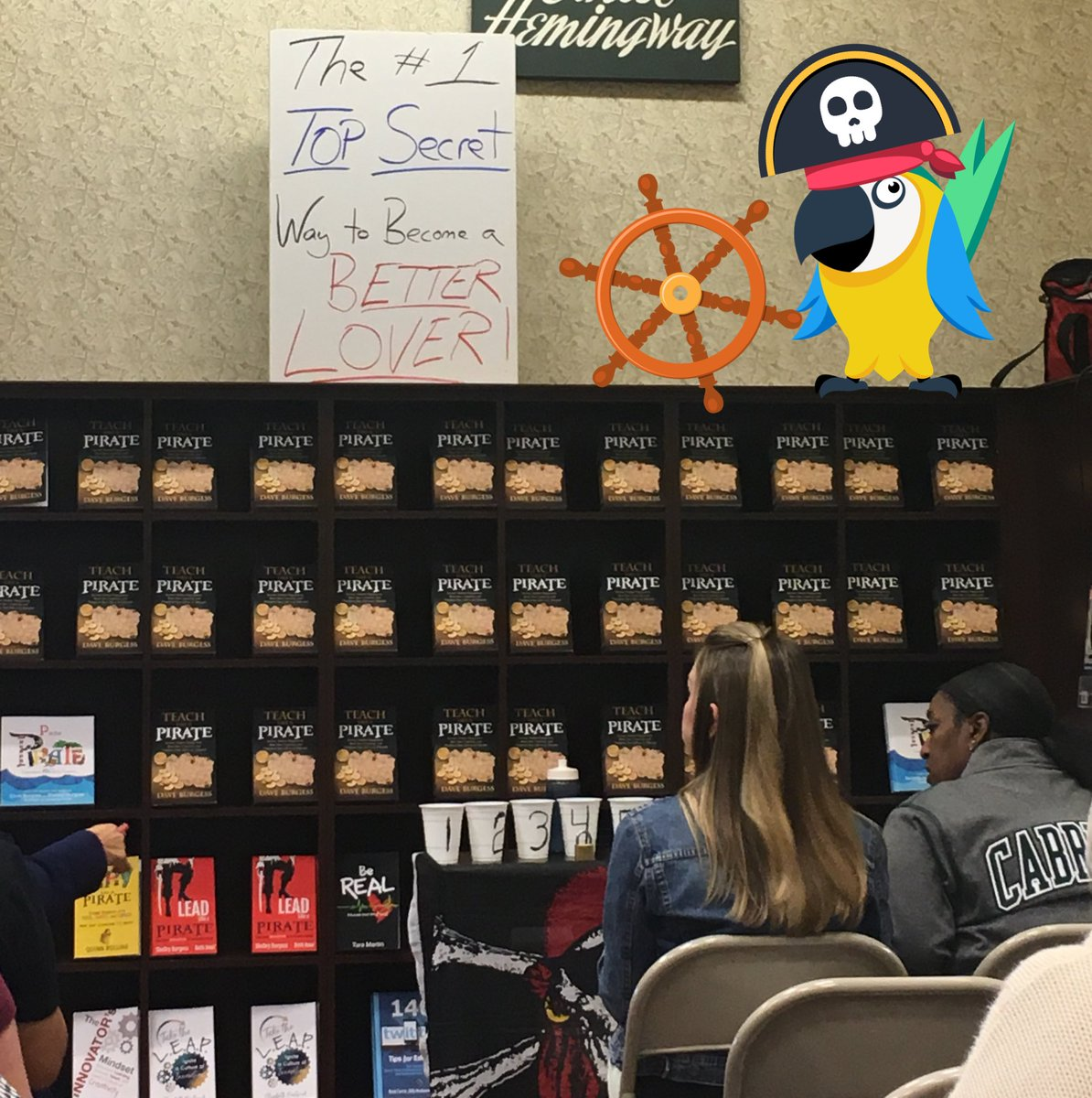 ☠️Can't wait to be further inspired by @dbc_inc #tlap #BetterTogether #PYLlearns