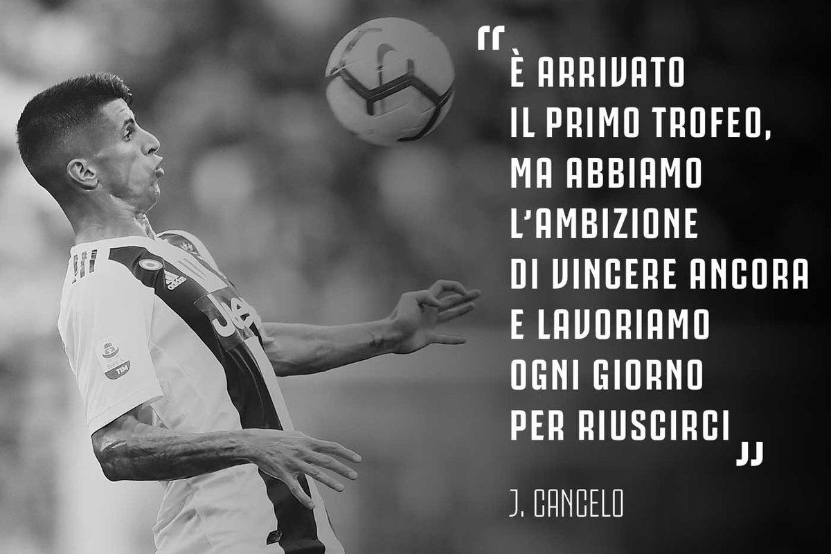 Joao #Cancelo ha le idee molto chiare su cosa vuole da questa stagione...  🎙 La sua intervista integrale ➡️ http://juve.it/EAYp30nnjca