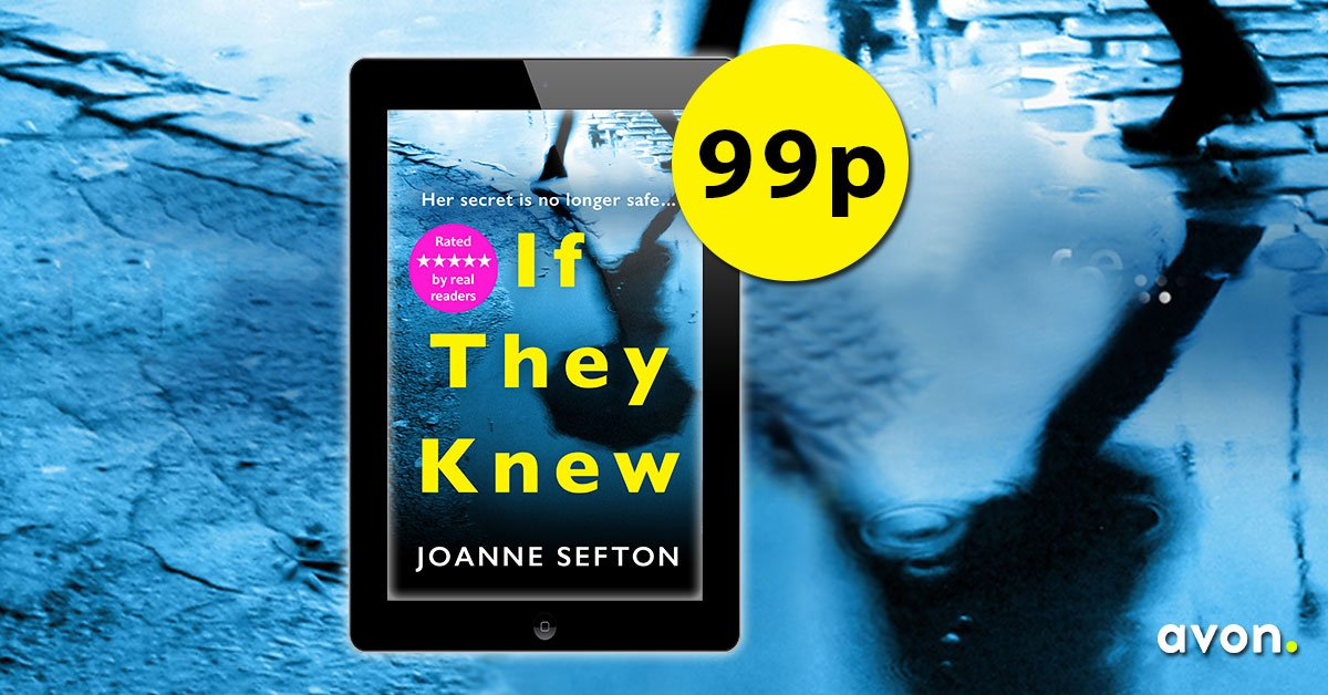 What really happened all those years ago? And who is going to end up paying the price?👀   @Joanne_Sefton's #IfTheyKnew is now just 99p on #kindle! BUY NOW: https://amzn.to/2SZPKIr #crime #thriller #suspense #deals #ebook #fiction