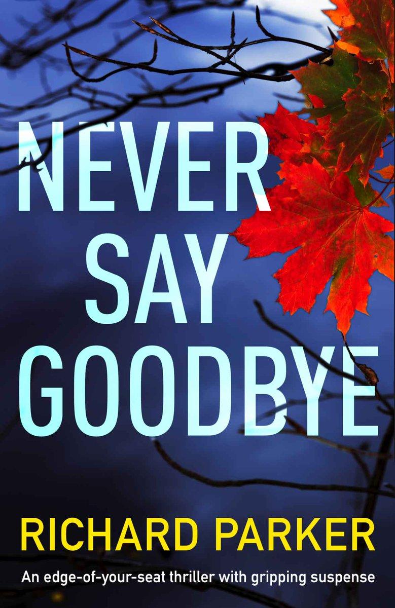NEVER SAY GOODBYE - Tom Fabian book #1 - here: http://geni.us/NSGSocial   #RReBooks #suspense #crime #thriller #serialkiller #RRBC #ASMSG