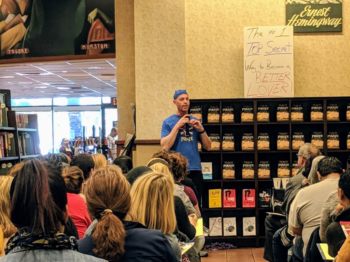 Watching the captain work his magic in person! @burgessdave #tlap @dbc_inc
