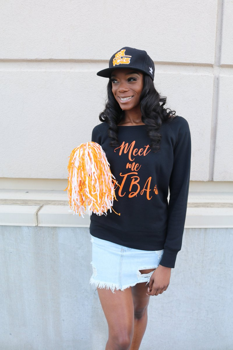 Meet me at TBA for the 2pm tip...Basketball Gameday apparel and accessories @thebeautyqb 🧡🍊🏀#GoVols #GBO #beatbama #basketball #Knoxville #Vols