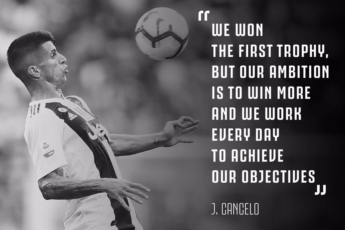 🗣 João Cancelo 🇵🇹  🎙 Full interview ➡️ http://juve.it/kqmg30nnlYo