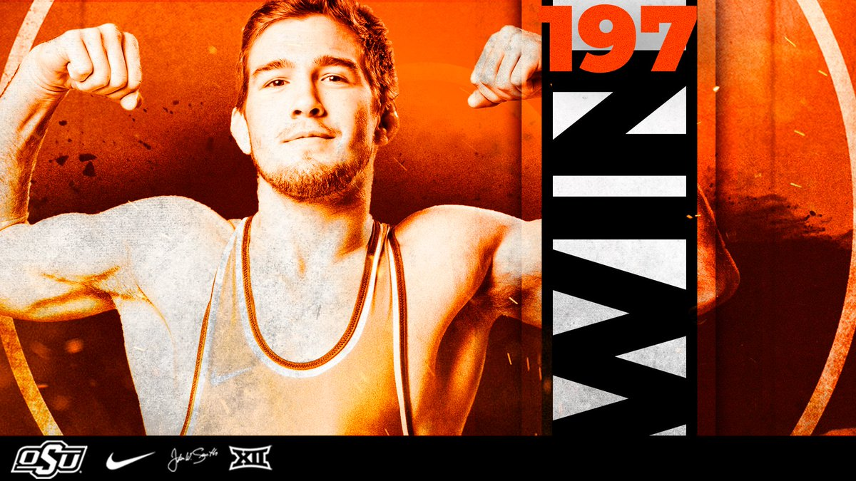 184 | Geer picks up two points on a danger count with less than 5 seconds remaining and upsets Rasheed to move on! #okstate<br>http://pic.twitter.com/KVK9VsOLaA