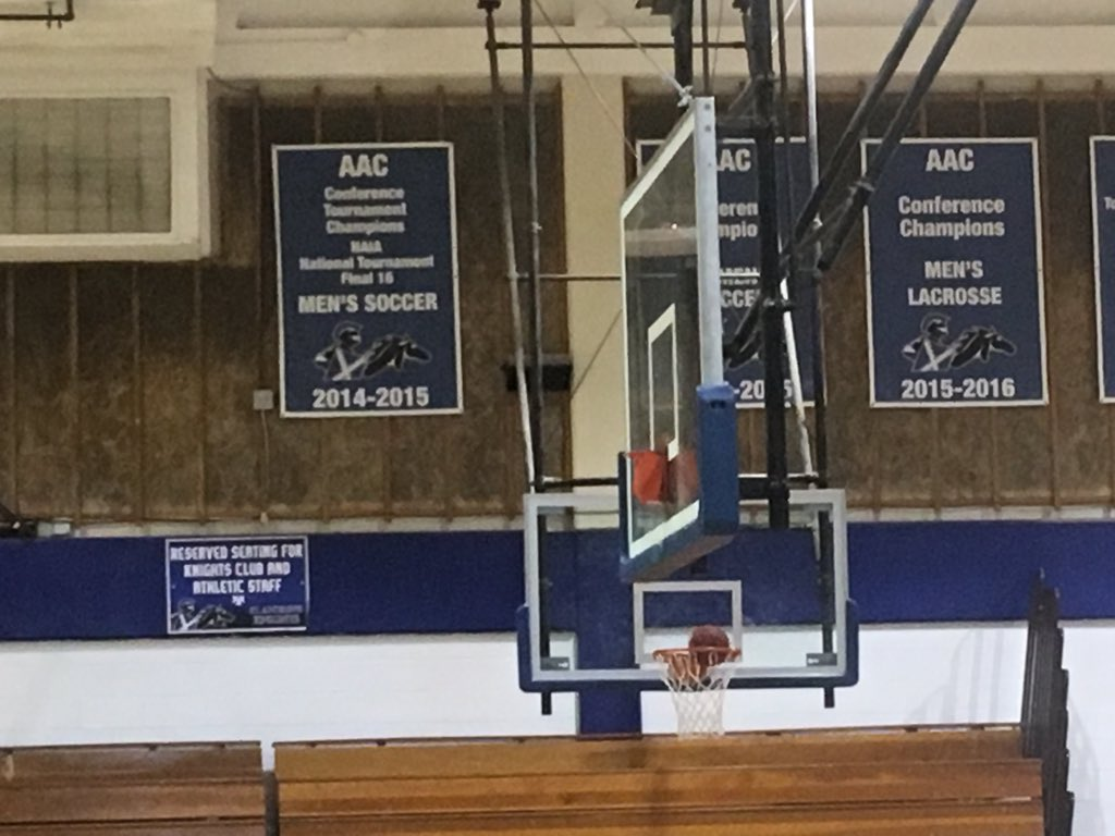 Milligan Basketball's photo on HALF TIME