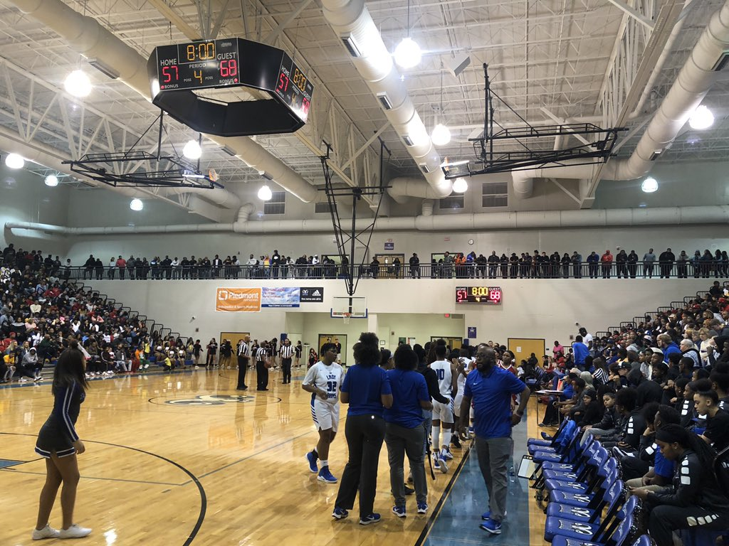 The Lady Rams fall to Morgan County 68-57 @Newton_High