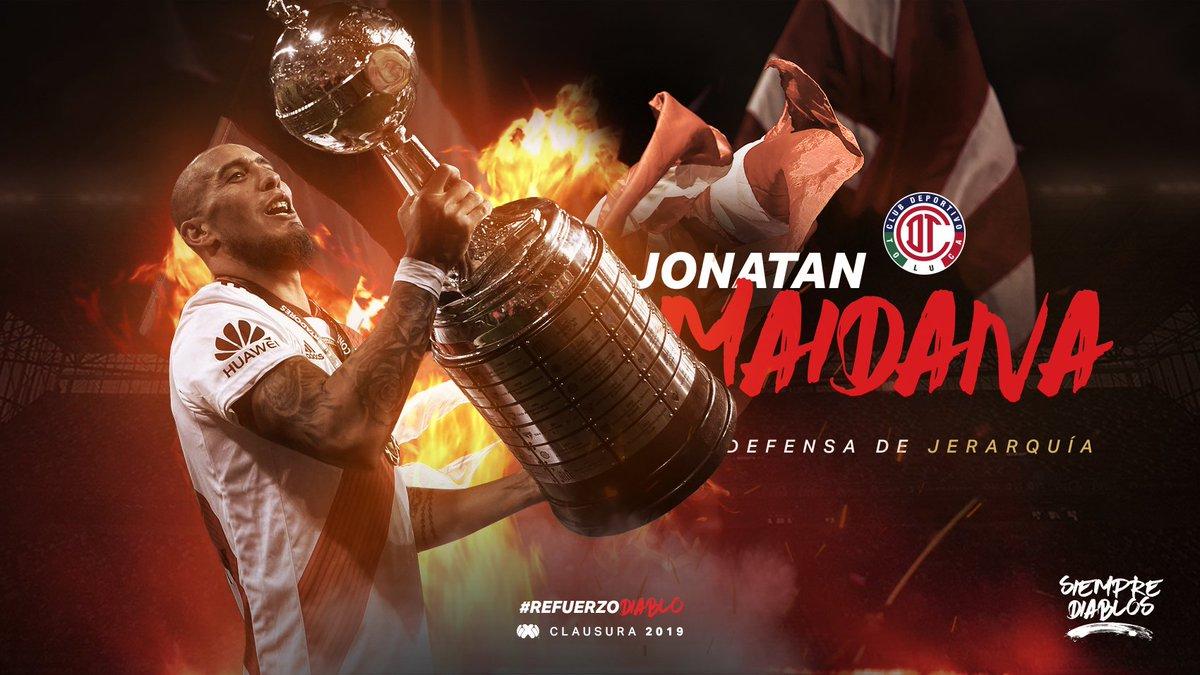 Toluca FC's photo on El América
