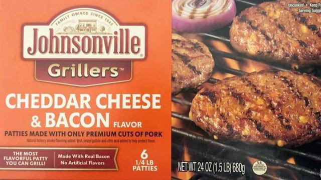 RECALL ALERT: Ground pork patties recalled over possible rubber contamination 2wsb.tv/2MobjA4