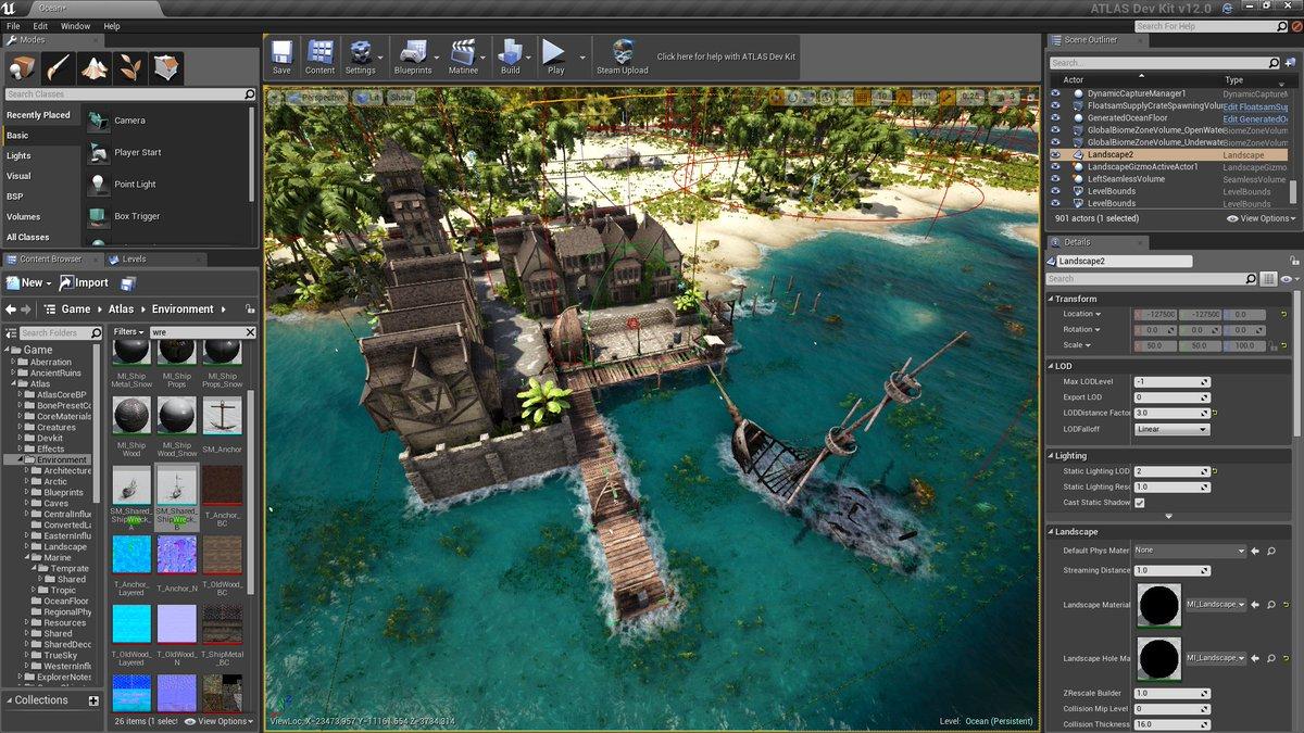 Ark Dev Kit Update
