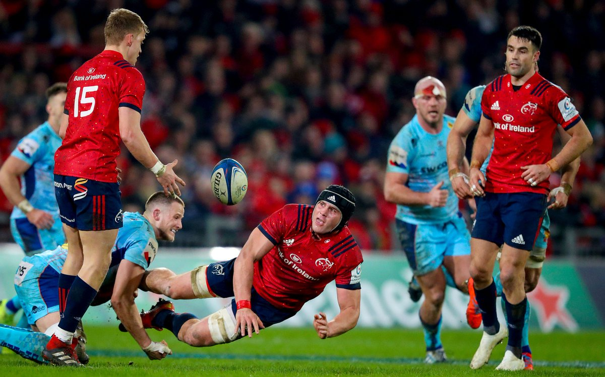 Munster Rugby's photo on Munster