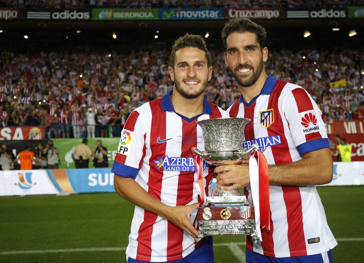 Atlético de Madrid on Twitter
