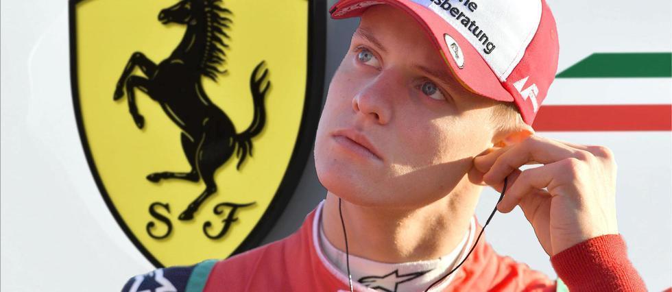 Le fils de Michael Schumacher bientôt pilote de Ferrari? http://bit.ly/2CvJxwP