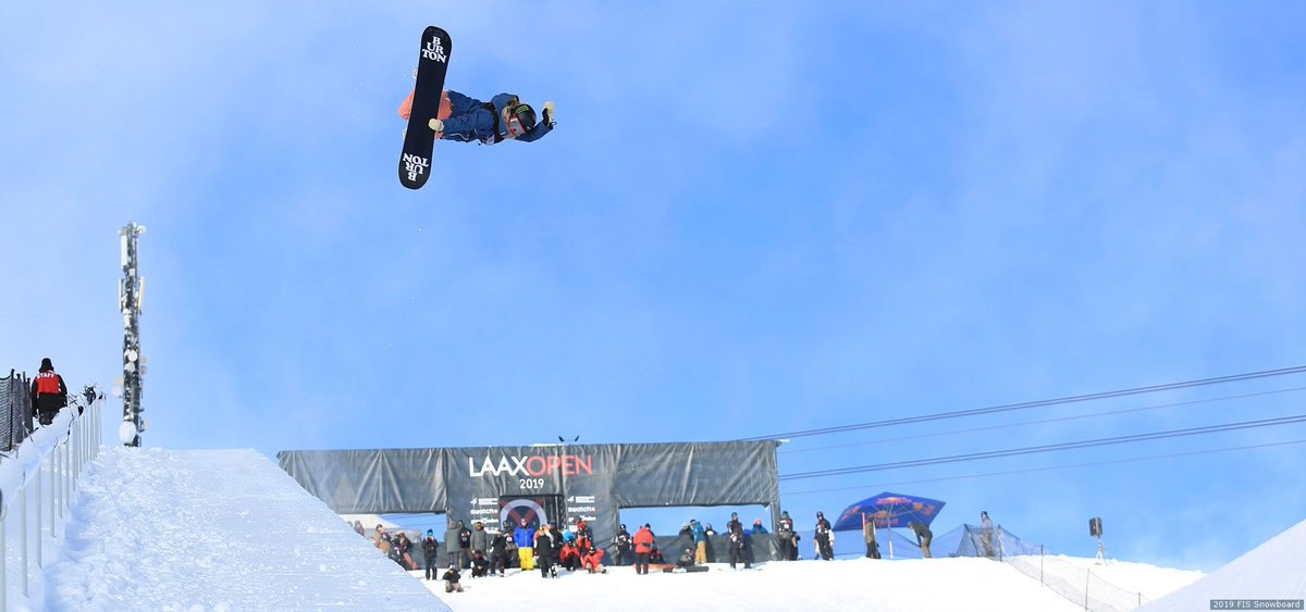GOLDEN girl @ChloeKim stands atop the podium once again! 🥇🏂  📰: https://t.co/nB8GWpKxmJ