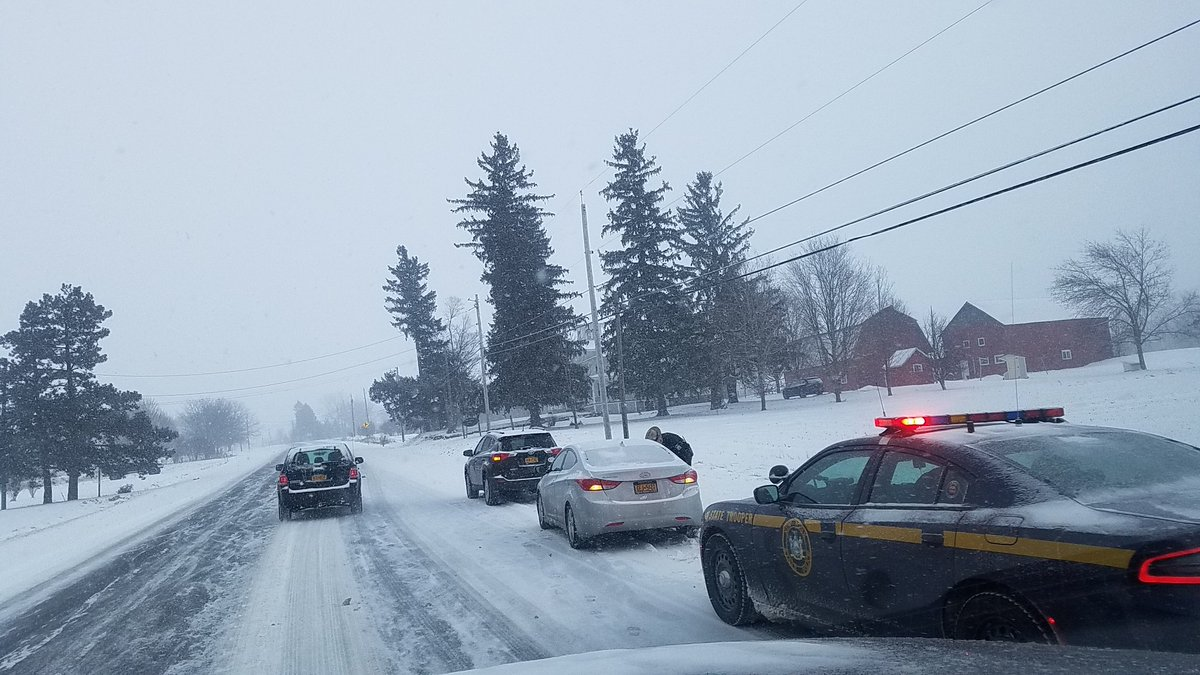 LATEST: Travel advisories in place throughout FLX as heavy snow arrives (full coverage)