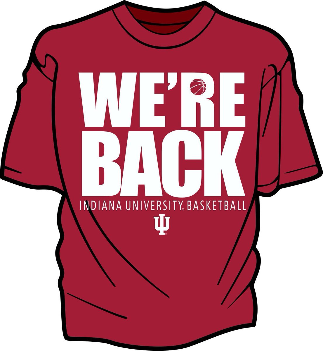 We just made a free throw!!! Get the printing press ready let's make these shirts again!!!!!