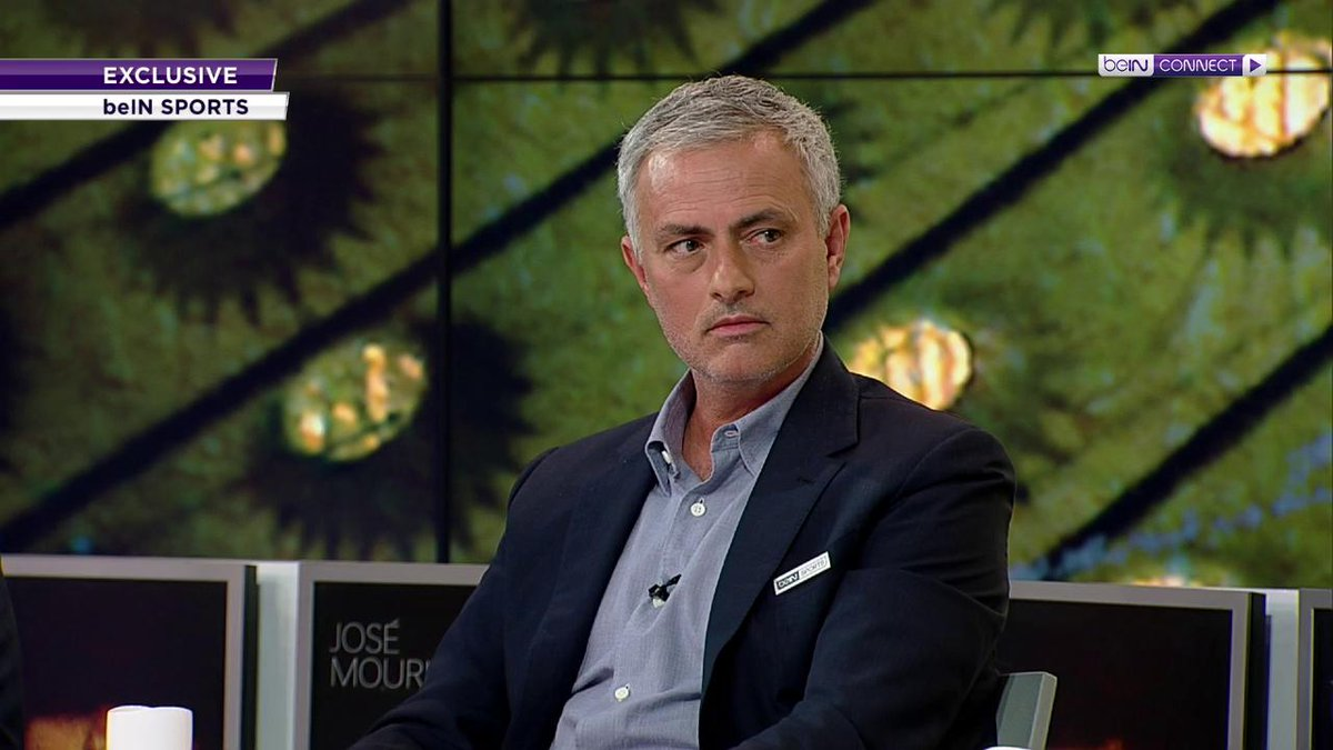 A stunning admission from José Mourinho - The infamous laundry basket story was true! Here's how he got away with it...  #beINMourinho #beINPL
