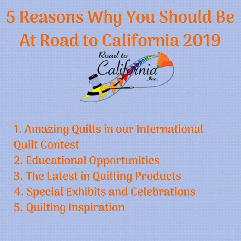 #road2ca2019 is just around the corner-January 24-27 at the Ontario Convention Center in Ontario, CA. Why should you be there?  https://bit.ly/2R0gkPK @CityofOntario